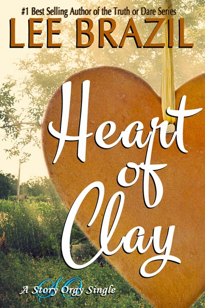Heart of Clay by Lee Brazil