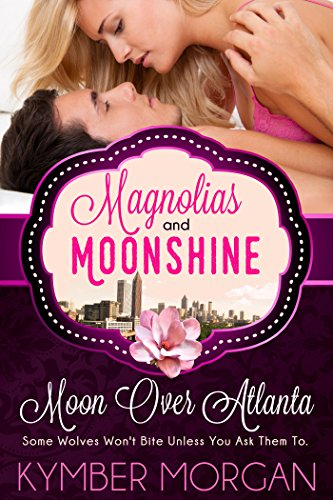 Moon Over Atlanta by Kymber Morgan