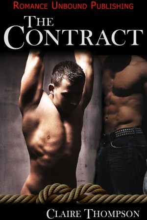 The Contract by Claire Thompson
