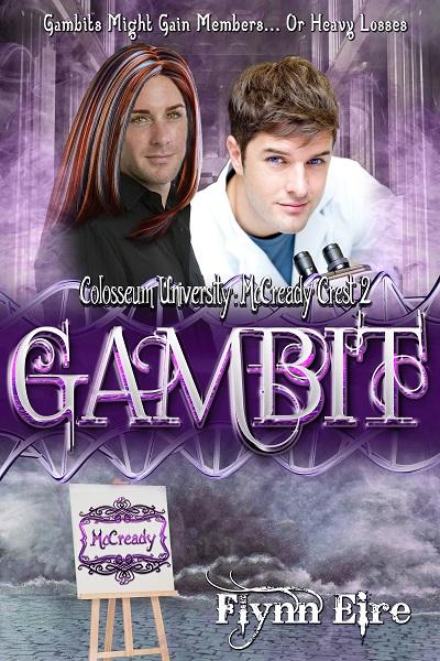 Gambit by Flynn Eire